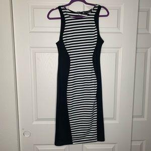 Striped | Bodycon Dress